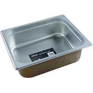 Chef Inox Gastronorm Pan ½ 100mm – 6Ltr