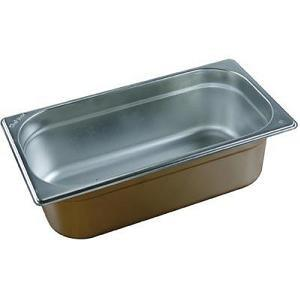 Chef Inox Gastronorm Pan 1/3 100mm – 3.5Ltr