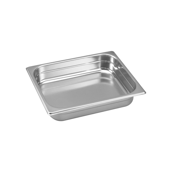 Chef Inox Gastronorm Pan ½ 20mm – 1.4Ltr