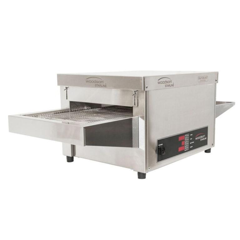 Woodson Starline W.CVS.M.25 Conveyor Snack Master Oven (Medium)