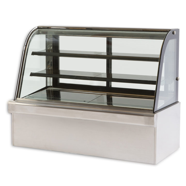 Vienna S730 Refrigerated Cake Display (Curved)