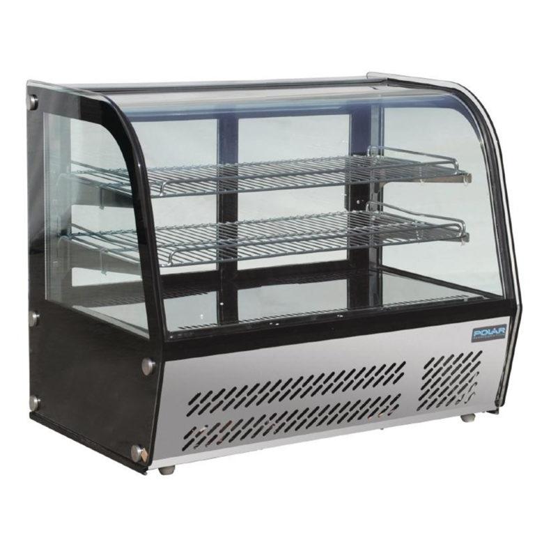 Polar GC872 Benchtop Refrigerated Cake Display