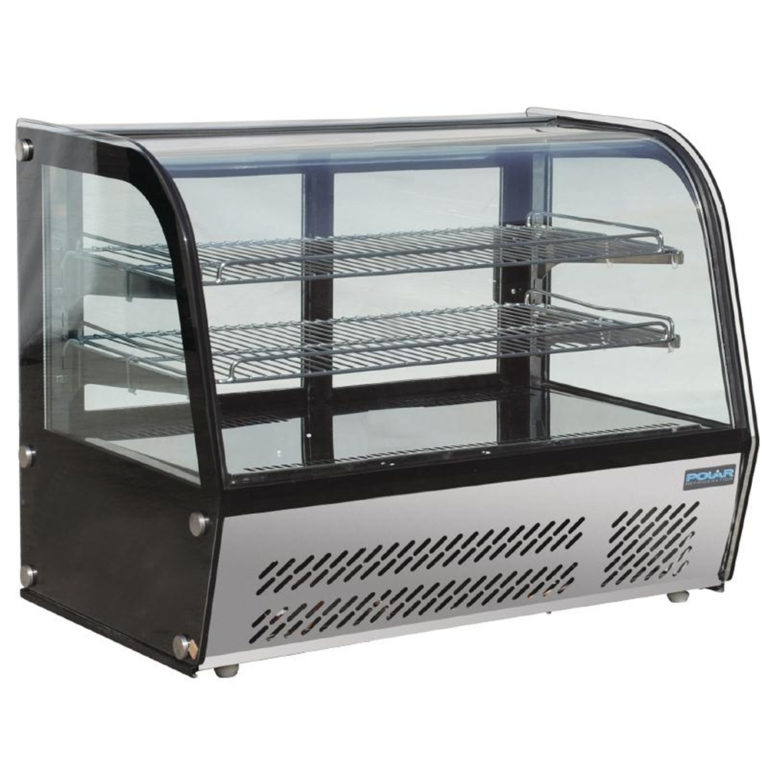 Polar GC873 Benchtop Refrigerated Cake Display