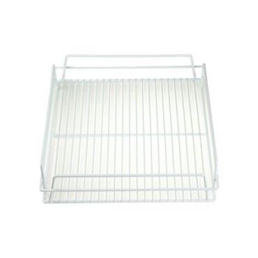 Chef Inox White PVC Coated Wire Glass Basket