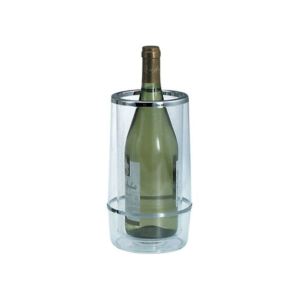 Chef Inox Insulated Acrylic Wine Cooler