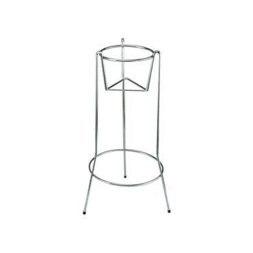 Chef Inox Chrome Ice Bucket Stand 620mm