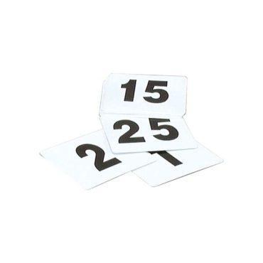 Tablekraft Table Number Set – 1-25