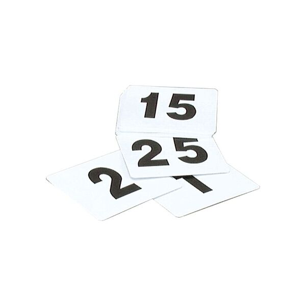 Tablekraft Table Number Set – 1-100