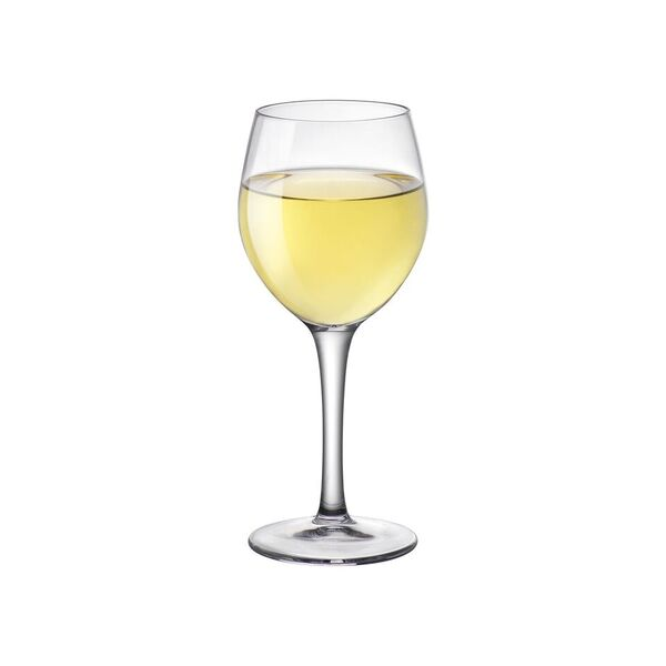 Bormioli Rocco 'Kalix' Wine Glass 270ml – Plimsol Line (Pack of 12)