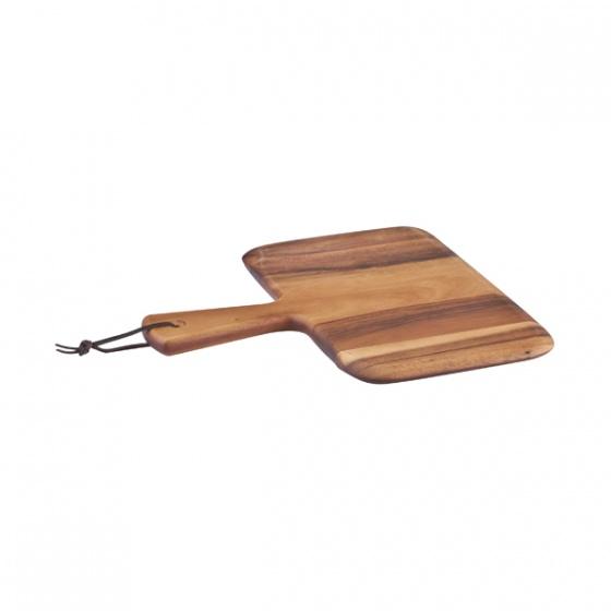 Moda Artisan Acacia Wood Serving Boards 300 x 178mm Diameter