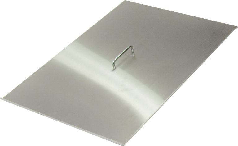 Stainless Steel Lid to suit Anets SLG40 & 14GS Fryers