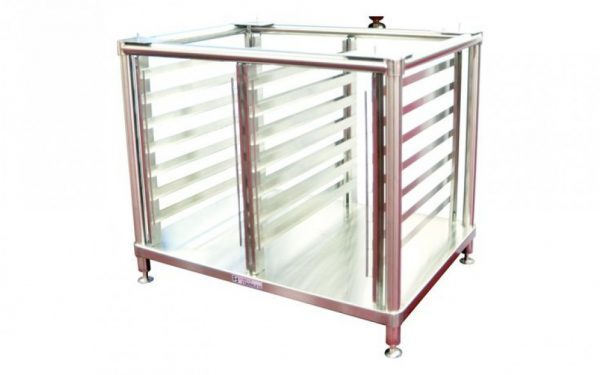 S/Steel Rational Combi Oven Stand