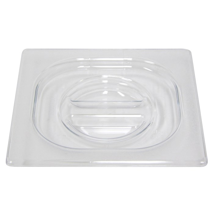 Polycarb PC-16CL Gastronorm Clear Lid 1/6
