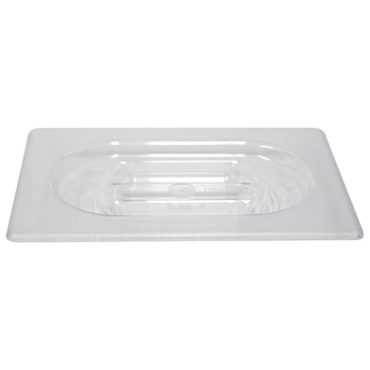 Polycarb PC-19CL Gastronorm Clear Lid 1/9