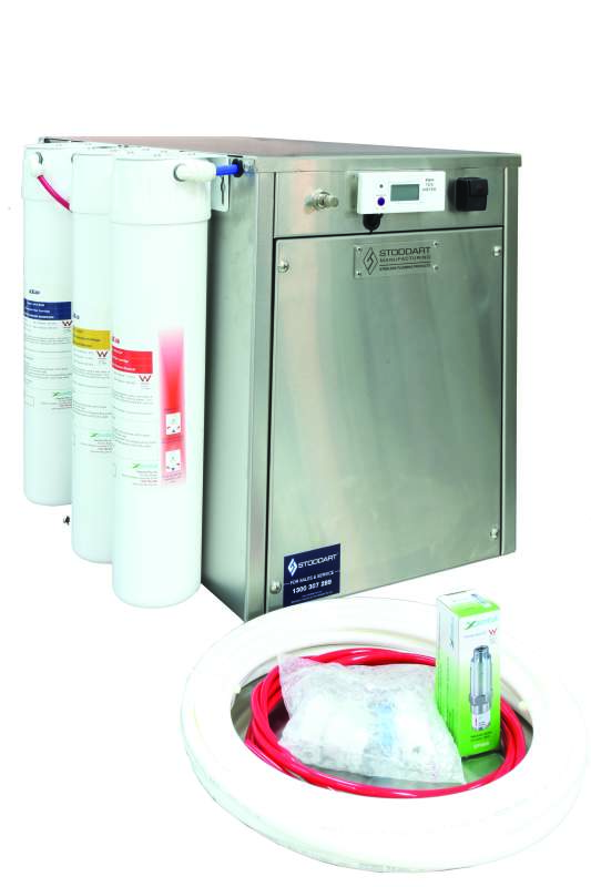 Stoddart Reverse Osmosis Filtration System – Special price if purchased with Combi Oven