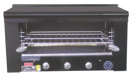 Goldstein SG-860FF Compact Gas Salamander