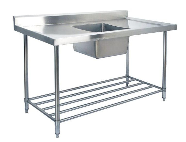 KSS Stainless Steel Sink Bench 1200mm