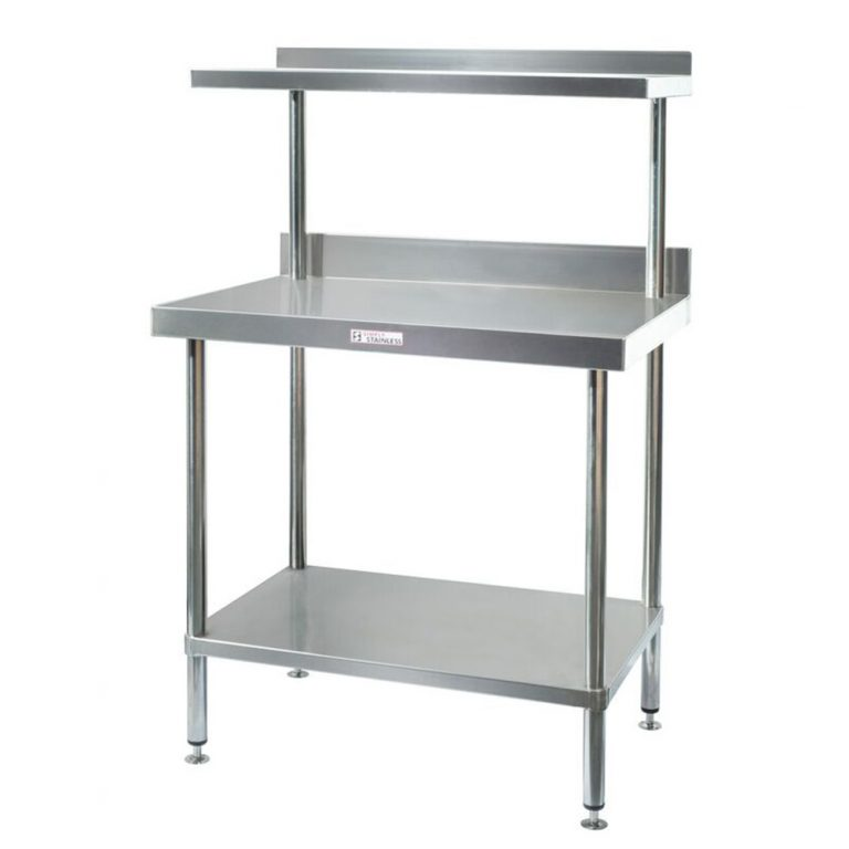 Simply Stainless Salamander Bench SS18.7.0900