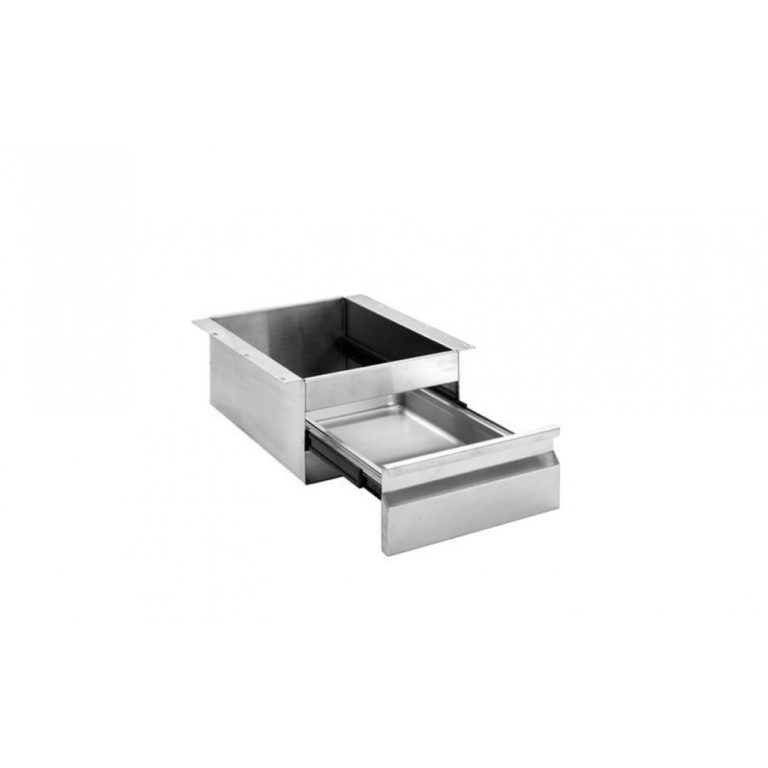 Simply Stainless S/Steel Drawer Single Drawer SS19.0100