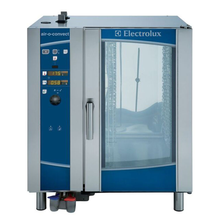Electrolux Air-O-Convect 269352 Electric 10 Tray Combi Oven