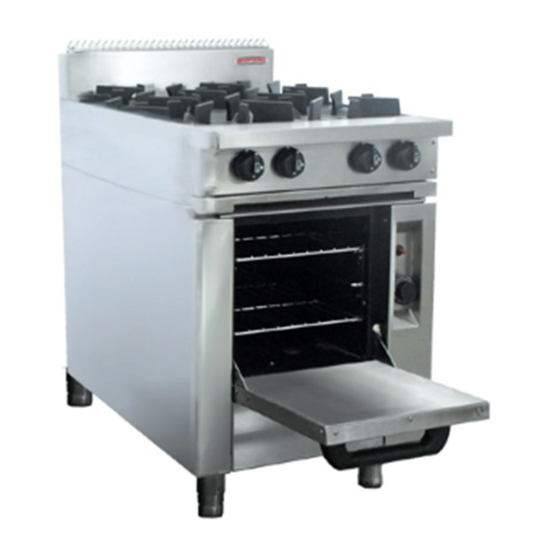 Oxford 4BBT-OV Gas Oven Range