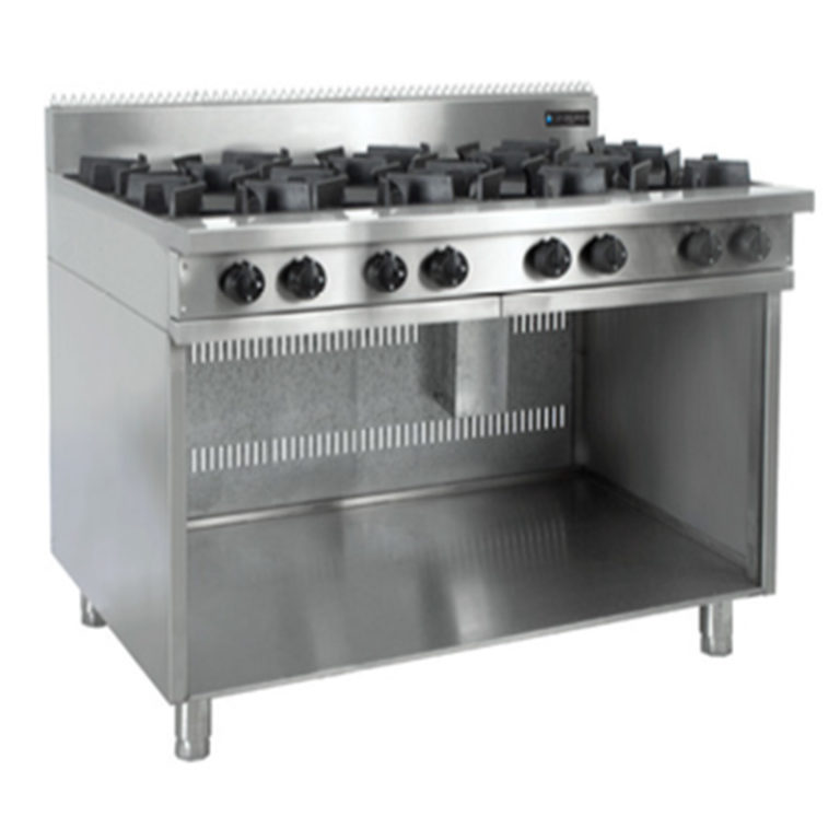 Oxford 8BBT Gas Cook Top on Stand