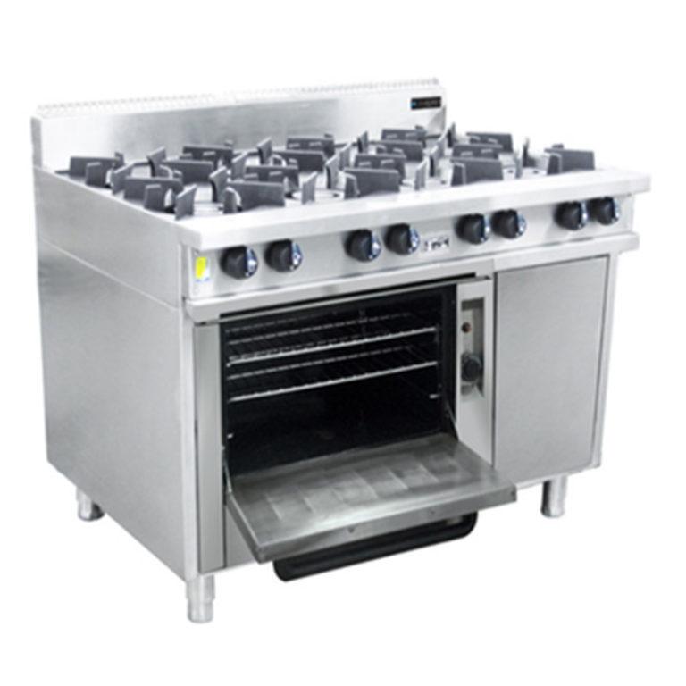 Oxford 8BBT-OV Gas Oven Range