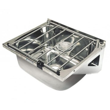 Stoddart Stainless Steel Cleaners Sink – Freestanding