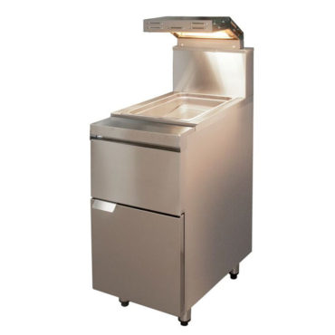 Culinaire CH.CD Chip Dump Station