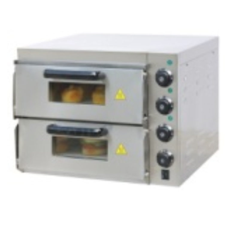 Amalfi Pizza-2L Benchtop Pizza Twin Deck Oven