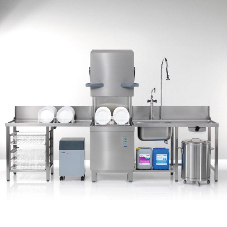 Winterhalter PT500 Pass Through Dishwasher