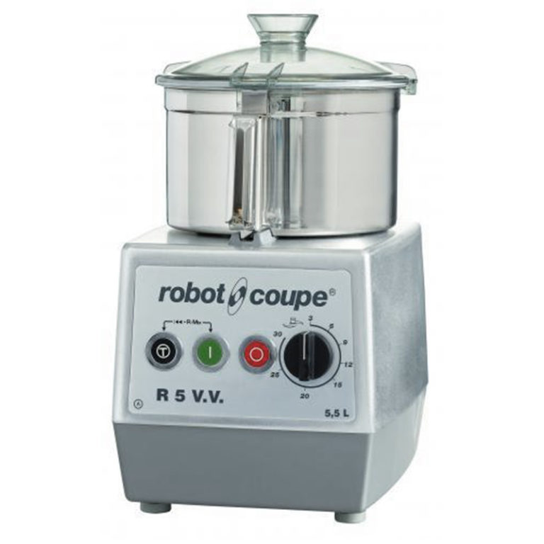 Robot Coupe R5 V.V. Cutter Mixer