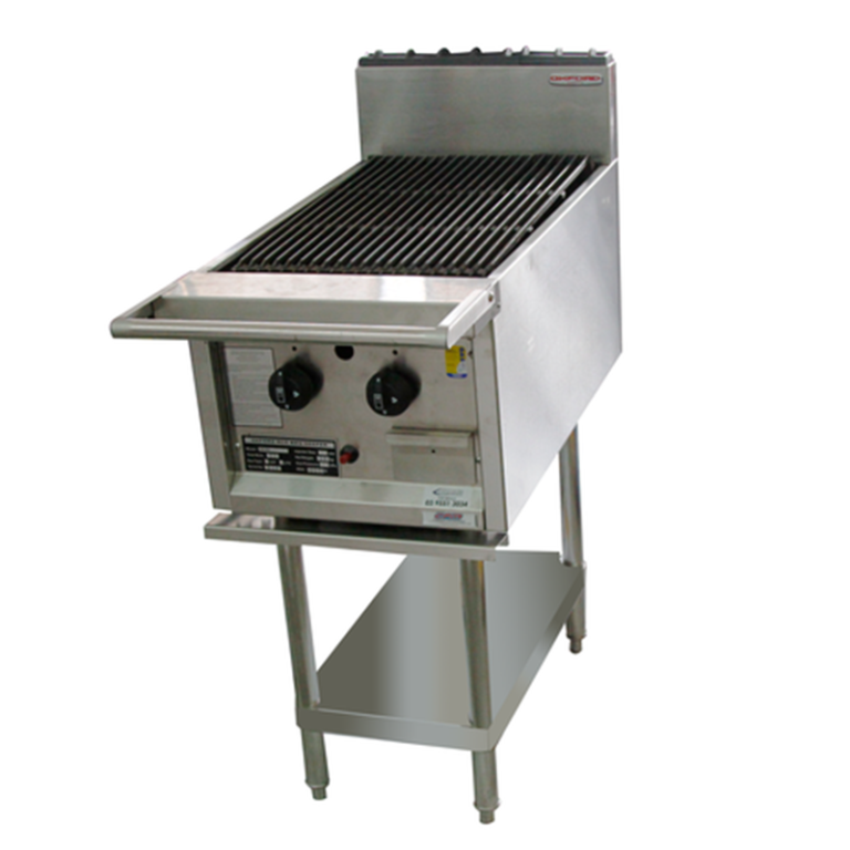 Oxford RCGD Char Grill on Stand – 450mm Wide