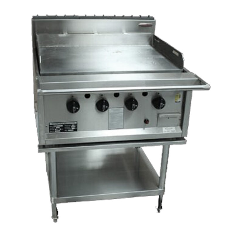 Oxford RCGD-S Griddle Hotplate on Stand – 800mm Wide