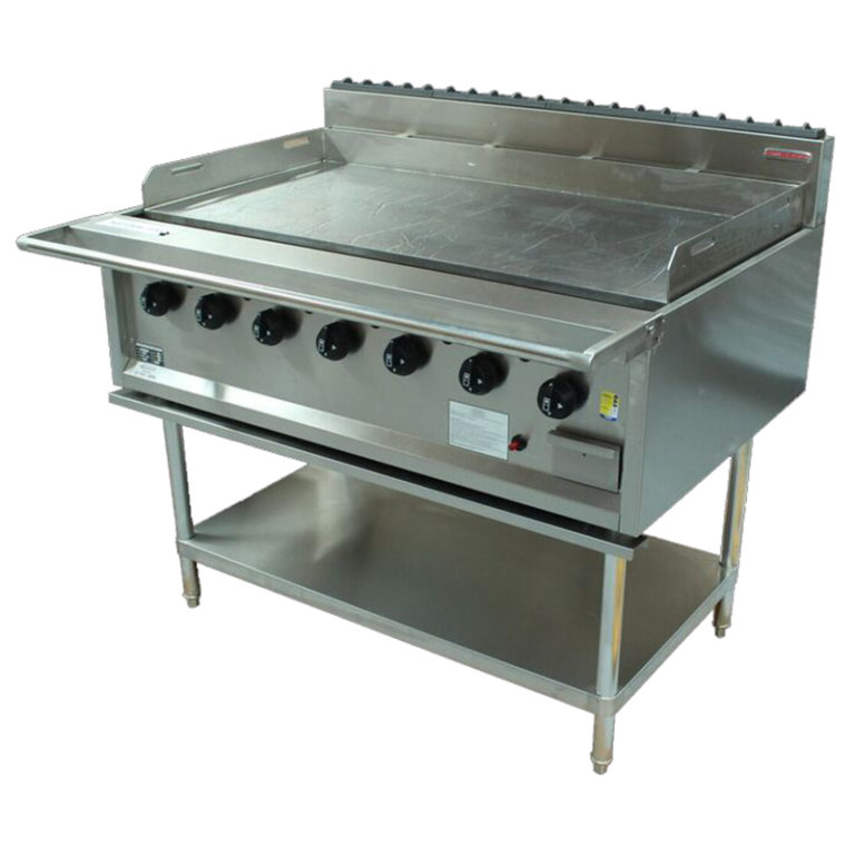 Oxford RCGD-S Griddle Hotplate on Stand – 1200mm Wide