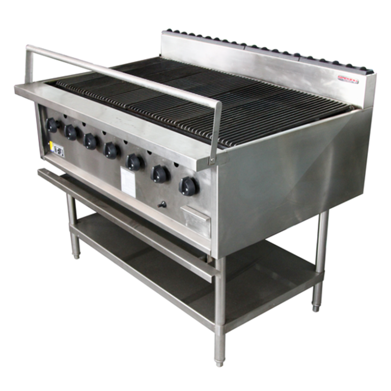 Oxford RCGD Char Grill on Stand – 1200mm Wide