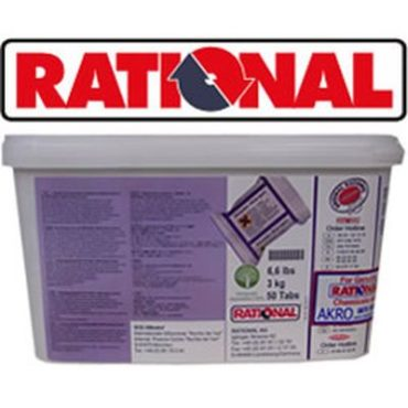 Rational Rinse Aid Tabs 56.00.211