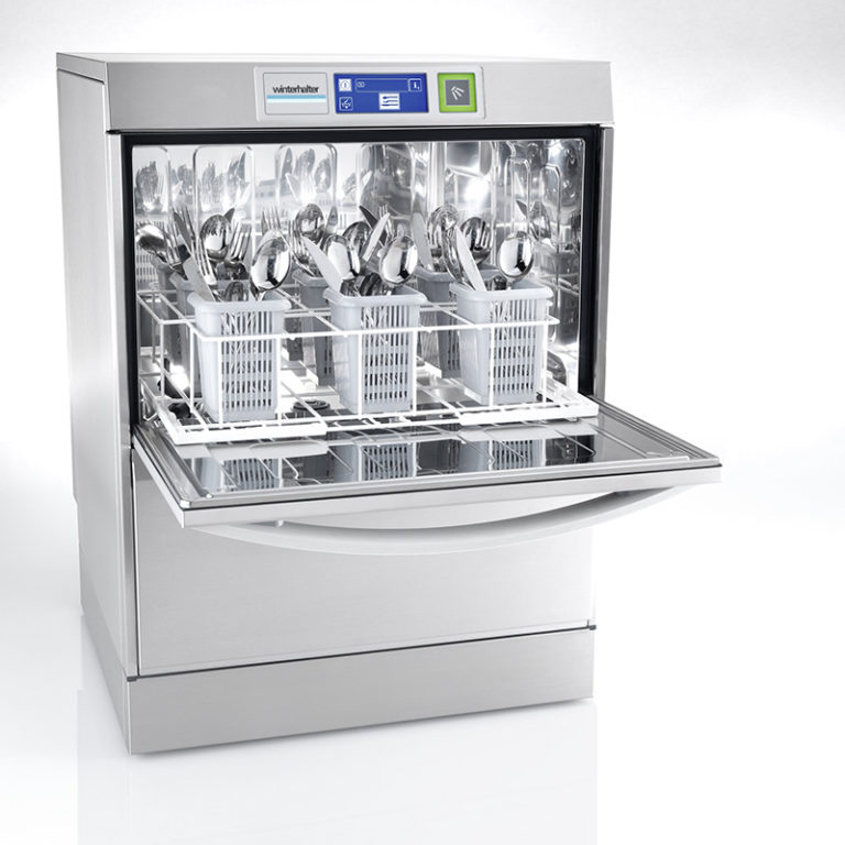 Winterhalter UC-M Excellence Polish Free Glasswasher