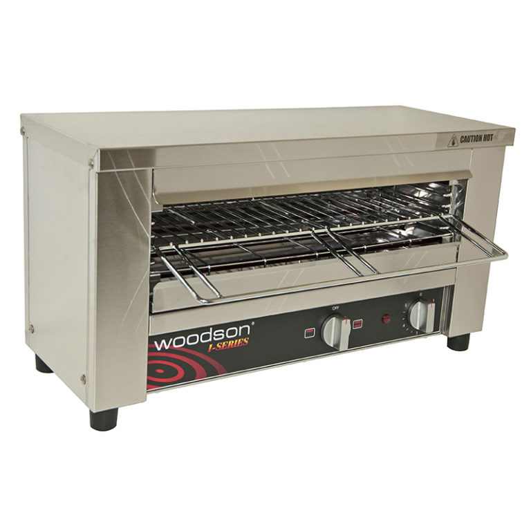 Woodson W.GTQI.4 Toaster Griller (Glass Element)