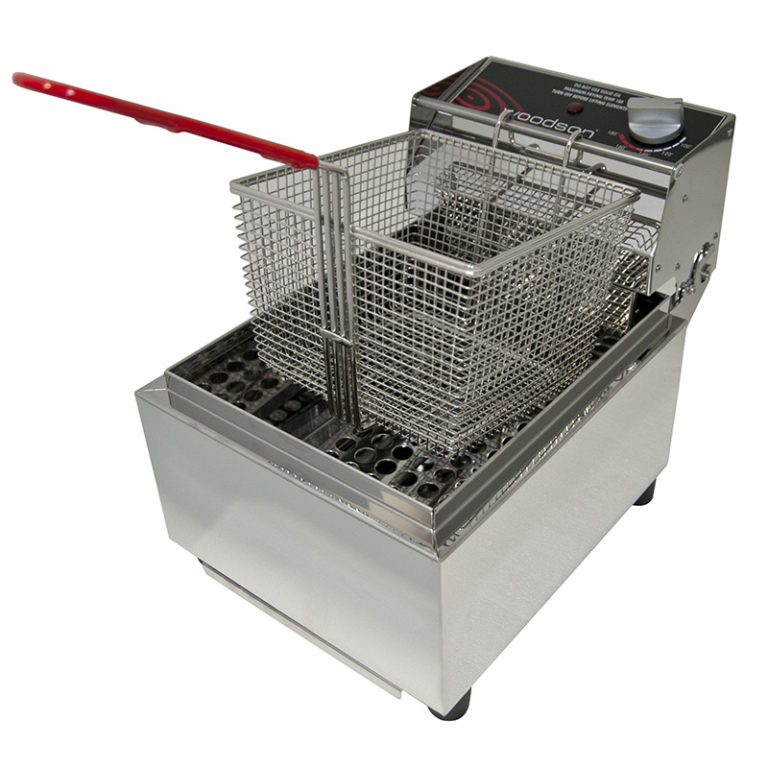 Woodson W.FRS50 Single Fryer – 5 Litre