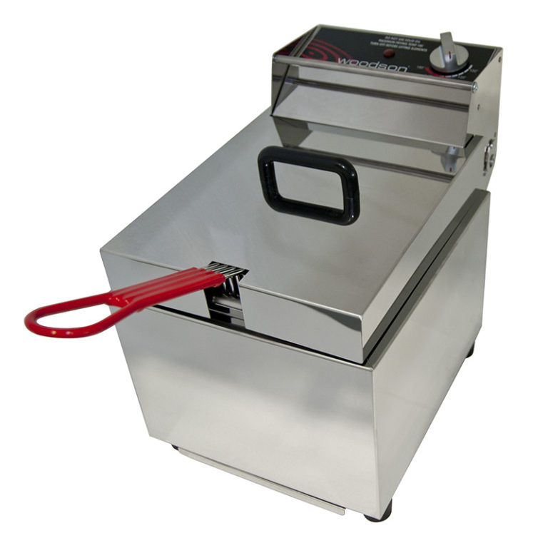 Woodson W.FRS80 Single Fryer – 8 Litre