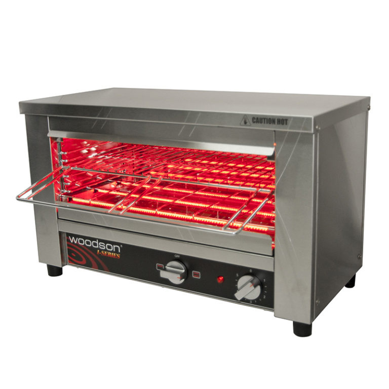 Woodson W.GTQI.8.10 Toaster Griller (Glass Element)