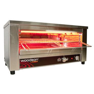 Woodson W.GTSQI.15 Salamander (Glass Element)