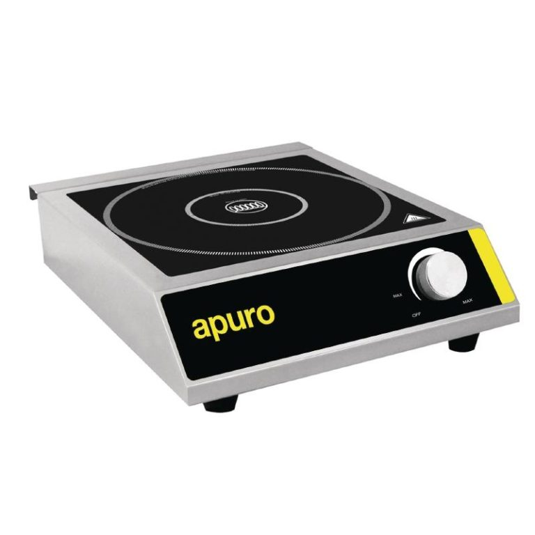 Apuro CE208 Induction Cooktop Hob