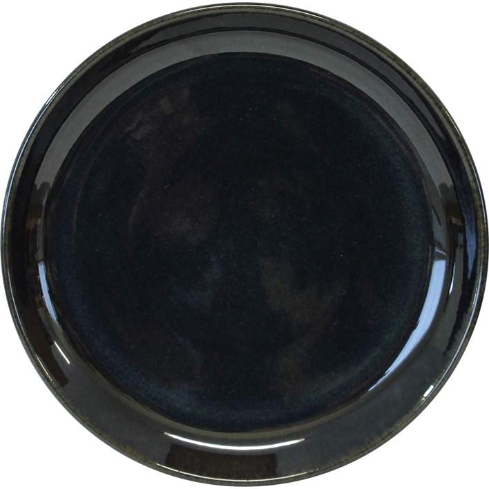 Artistica 'Stoneware' Pizza Plate Midnight Blue 330mm