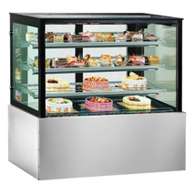 Vienna G740V Refrigerated Cake Display (High Case)