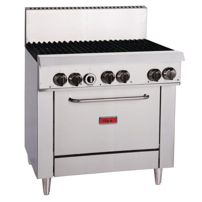 Thor GH101 6 Burner Oven Range