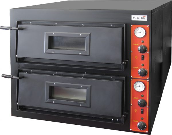 Black Panther EP-1-SD Pizza Double Deck Oven
