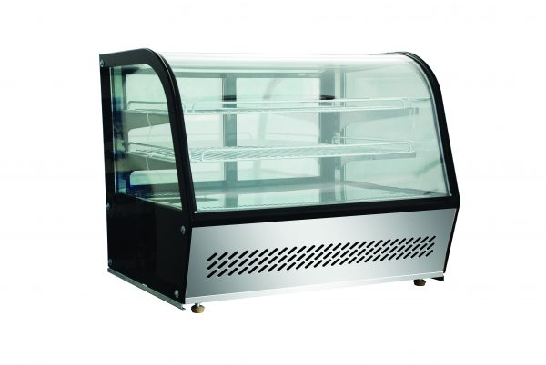 Bonvue HTR100N Benchtop Refrigerated Cake Display