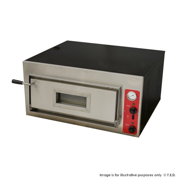 Black Panther EP-1-1-SDE Pizza Deck Oven
